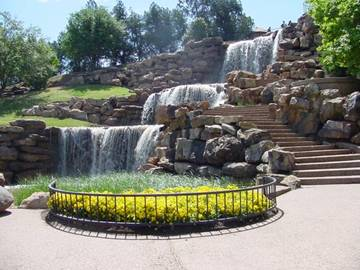 The Falls in Summer